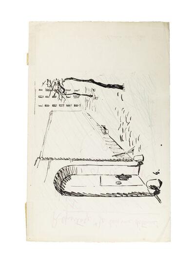 Theodore Van Soelen, 'Je suis une détenue - Chap. I', 1950s