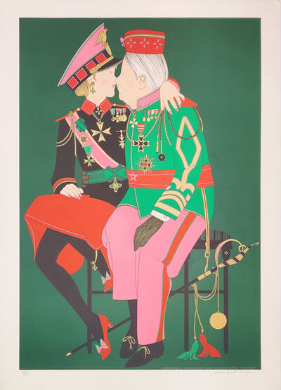 Denis Paul Noyer, 'CORPORAL BENEDIKT & GRAND DUKE VIKTOR', ca. 1979