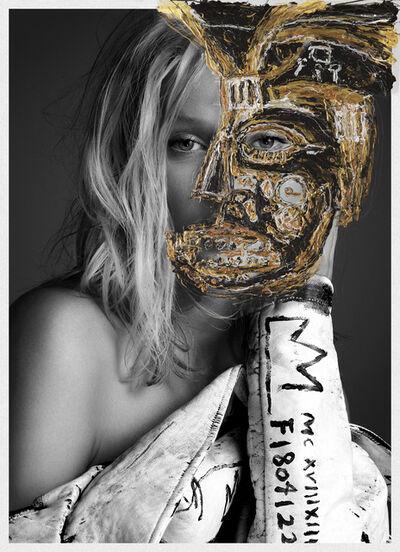 Hunter & Gatti, 'I will make you a Star, Gold edition,. Toni Garrn', 2015