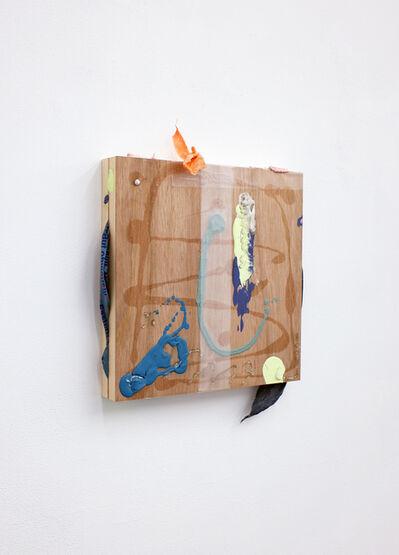 Yuji Mizuta, 'pincer attack', 2019