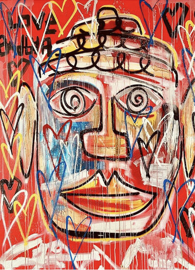 Domingo Zapata, 'Budha (coco)', 2020