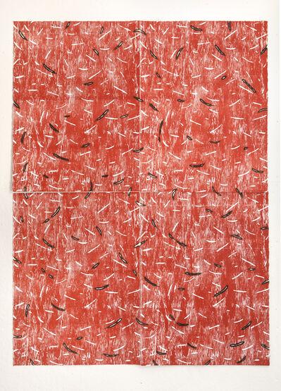 Kathleen Kucka, 'Heartwood Red', 2019