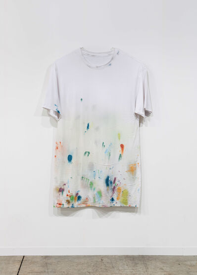 Amanda Ross-Ho, 'Untitled T-Shirt (WORLD MAP #2)', 2015