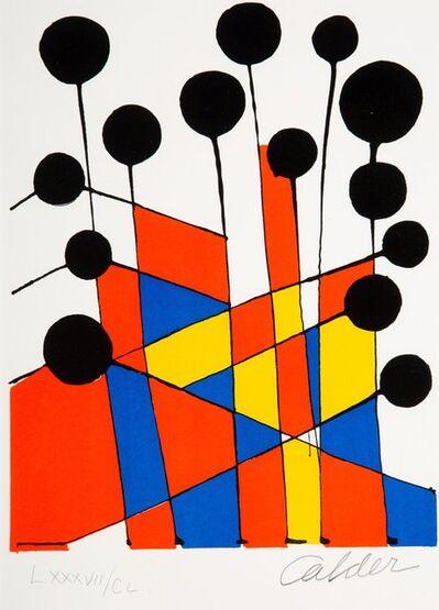 Alexander Calder, 'Balloons'
