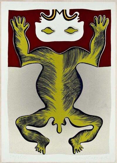 Fritz Baumgartner, 'Carnival', 1980