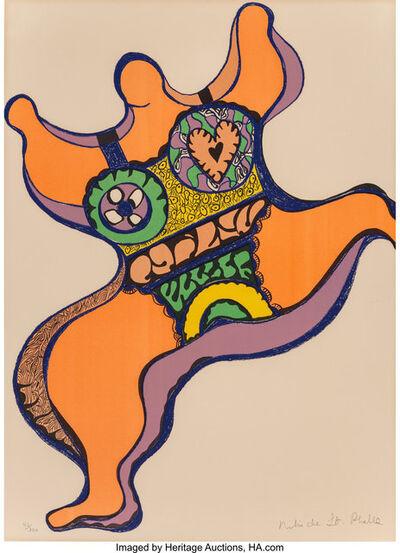 Niki de Saint Phalle, 'Nana', 1971