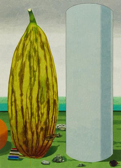 Hyunsun Jeon, 'From Fruit to Column', 2020