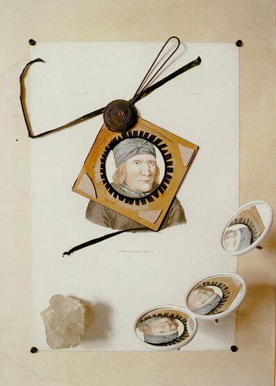 Daniel Spoerri, 'Lépreux d'Islande. (Mit Kristall) (With Crystal)', 1993