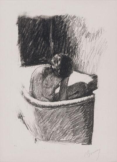 Pierre Bonnard, 'Le Bain (Bouvet 92A)', circa 1892