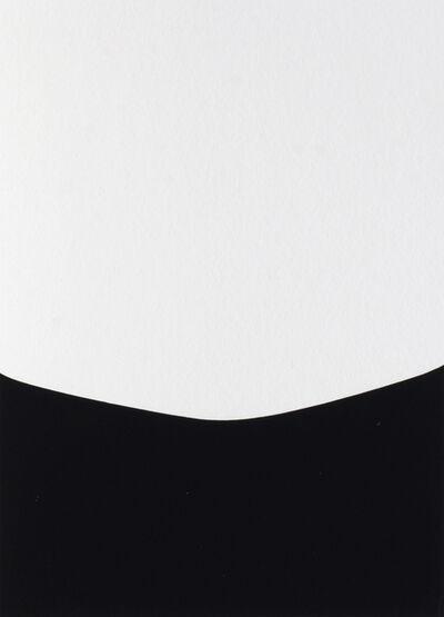 Alberto Burri, 'Trittico C - Travola 1-3 (three works)', 1973-1976