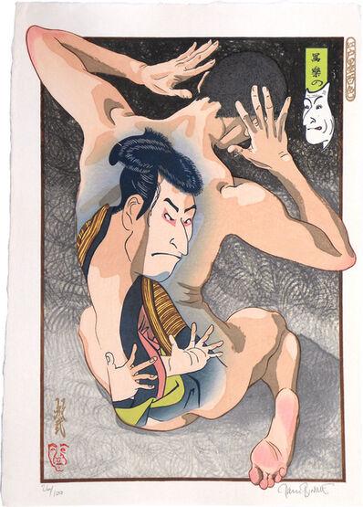 Paul Binnie, 'A Hundred Shades of Ink of Edo: Sharaku's Caricatures ', 2011