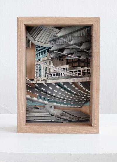 Claudia Larcher, 'Elektrizität im Bauwesen', 2016