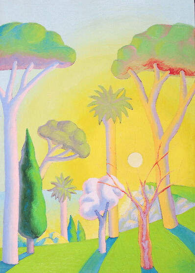 Salvo, 'Landscape', 1986