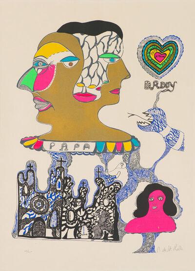 Niki de Saint Phalle, 'Papa Daddy', 1972