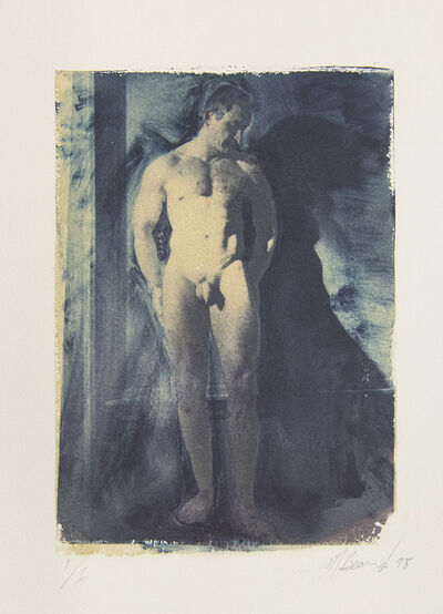 Mark Beard, 'Unidentified Standing Male', 1998