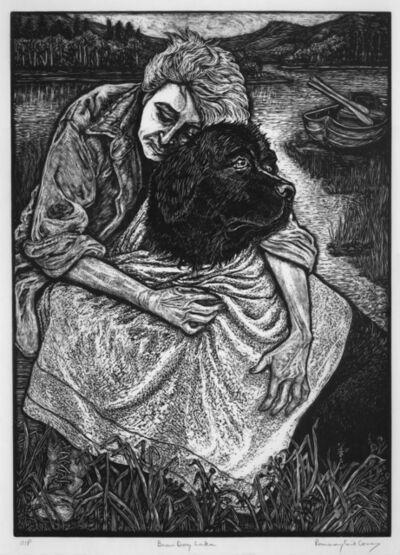 Rosemary Feit Covey, 'Bear Dog Lake', 1996