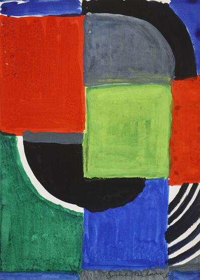 Sonia Delaunay, 'Rythme couleur', ca. 1970
