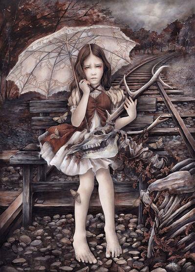 Yuriko Shirou, 'Agonía II (Agony II)', 2019