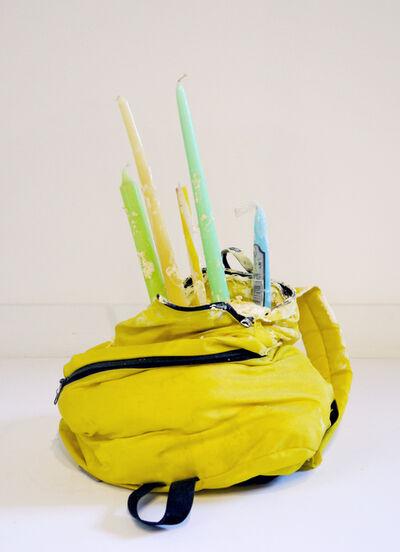 Martha Mysko, 'Selective Memory (yellow vignette #3)', 2017
