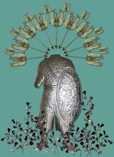 Adeela Suleman, 'Garden Soldier (Ed of 2) ', 2015
