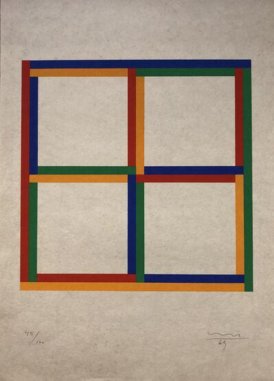 Max Bill, 'Untitled', 1969