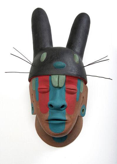 John Donovan, 'Black Bunny Shaman', 2014