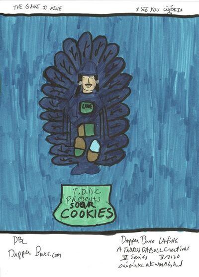 Dapper Bruce Lafitte, 'SuQr Cookies', 2020