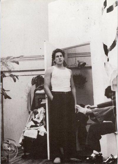 Julian Schnabel, 'Musée National D'Art Moderne (France), Julian Schnabel, Card', 1987