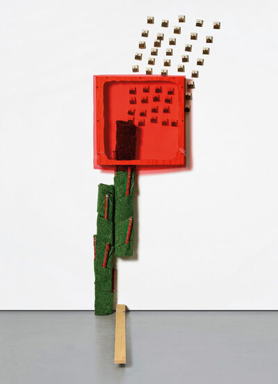 Richard Tuttle, 'Space Movement II', 2006
