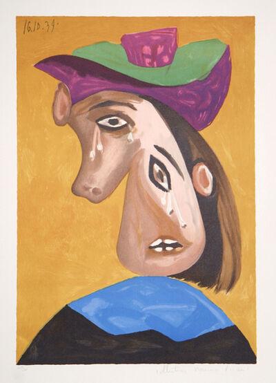 Pablo Picasso, 'Le Pleureuse, 1939', 1979-1982
