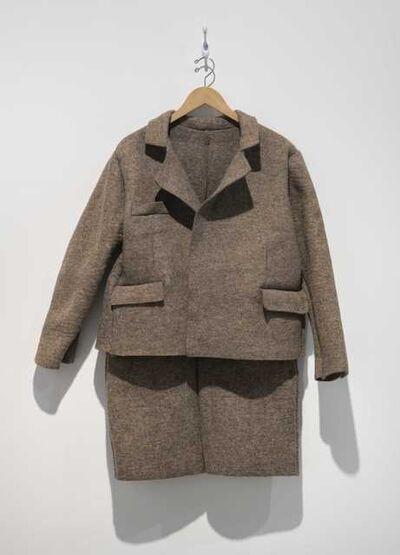 Annette Lemieux, 'Women's Felt Suit (Prototype)', 2012