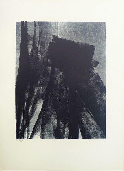 Hans Hartung, 'AL 2', 1977