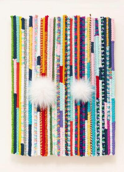 Daniel Bruttig, 'Crochainting No 3', 2019