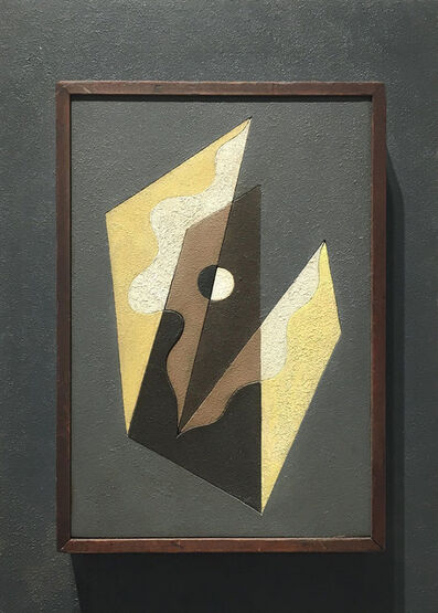 Charles Green Shaw, 'Untitled (Wood Construction)', 1940