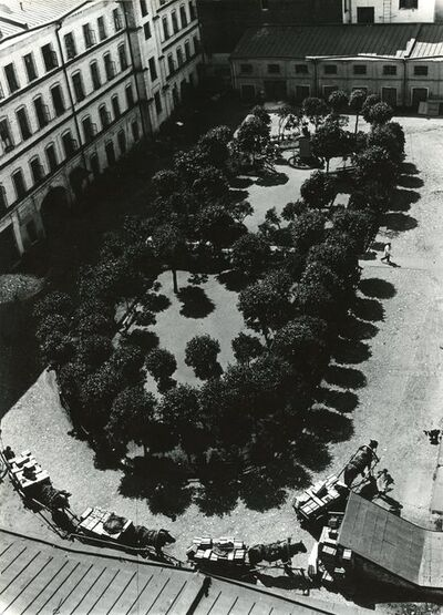 Alexander Rodchenko, 'The courtyard', 1928