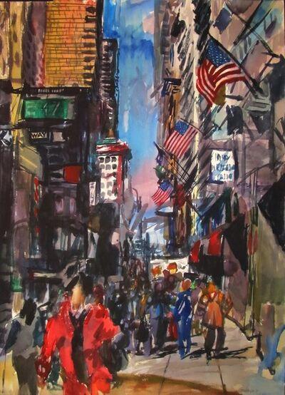 Richard Fitzhugh, 'New York Manhattan 47th Street'