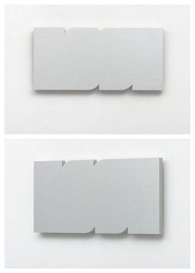 Cecilia Vissers, 'Duvillaun - silver', 2015