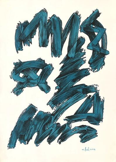 César Leal Jimenez, 'Rock 'N' Roll Cubano No. 20', 2018