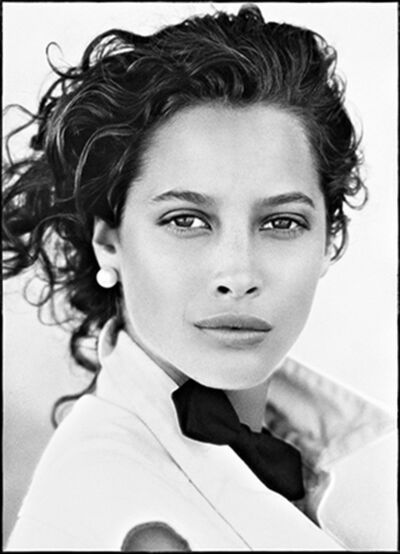 Patrick Demarchelier, 'Christy Turlington', 1987