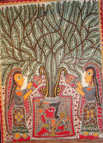 Baua Devi, 'Untitled', 2008