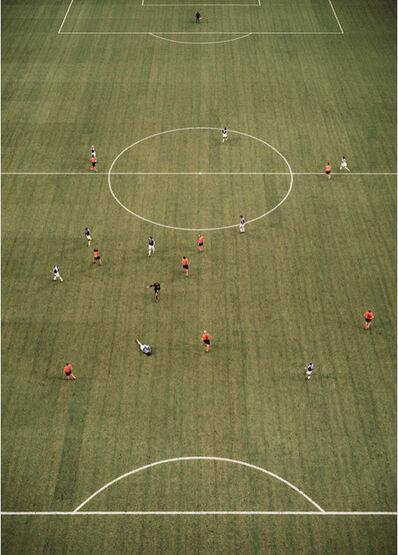 Andreas Gursky, 'EM, Arena, Amsterdam I', 2000