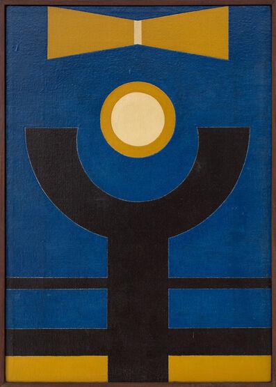 Rubem Valentim, 'Emblema 34', 1973