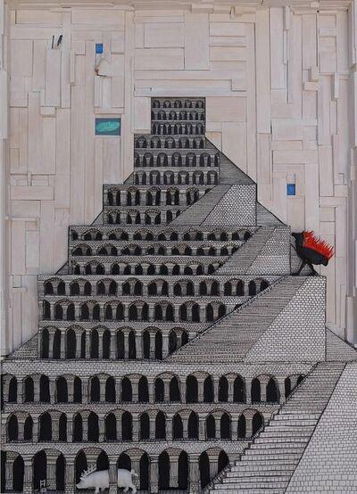 Manuel Barbero, 'El abandono de los sueño ', 2017