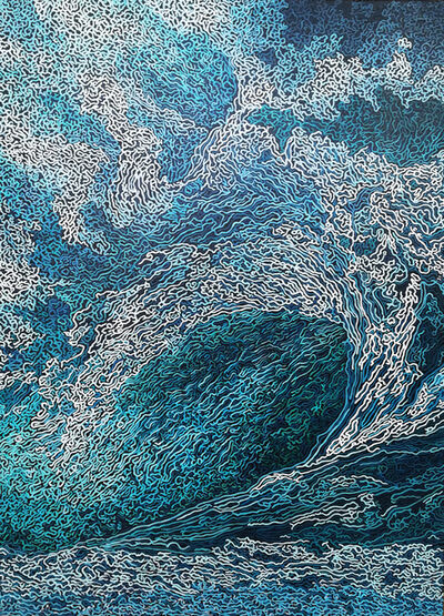 Diana Torje, 'SYMPHONY OF THE OCEAN', 2018