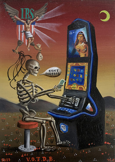 Matthew Couper, 'The Valley of the Dry Bones', 2019