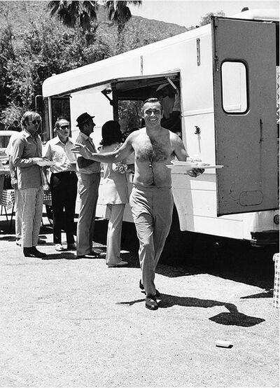 Terry O'Neill, 'Sean Connery as Bond', 1964