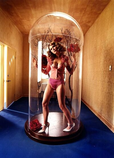 David La Chapelle, 'Kirsten Dust, Bell Jar', 2001-2008