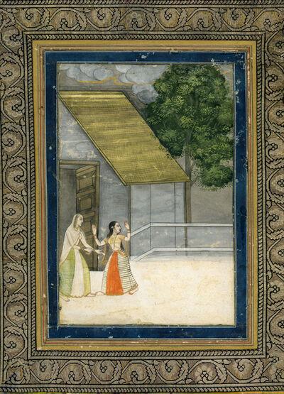 India, Rajasthan, 'Leaf from a Ragini', c. 19th century