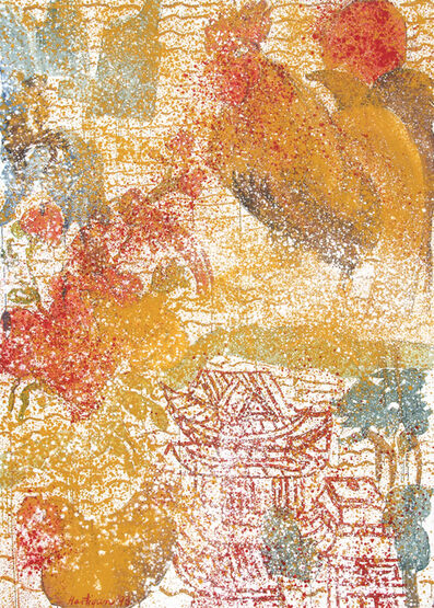 Grace Hartigan, 'Chinese Calendar', 1993