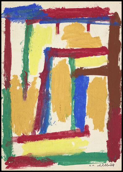 Hamed Abdalla, 'Head/Ras', 1958
